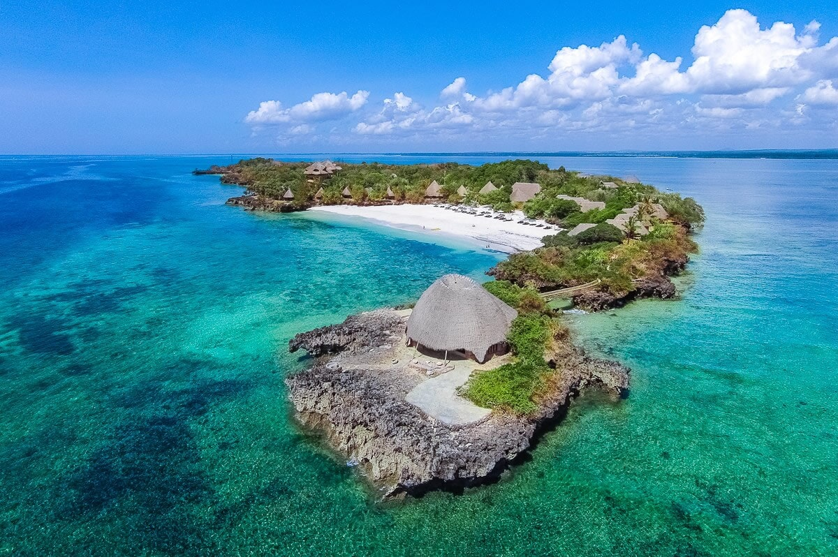 1 NIGHT AT CHALE PARADISE ISLAND