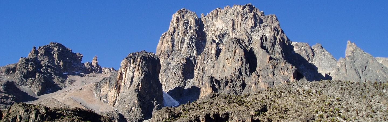 MOUNT KENYA NAROMORU TREK