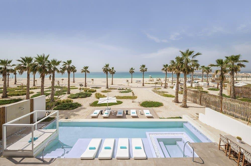 ikki Beach Resort & Spa, Pearl Jumeirah