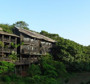 1 NIGHT AT SHIMBA FOREST LODGE