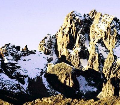 MOUNT KENYA CHOGORIA TREK