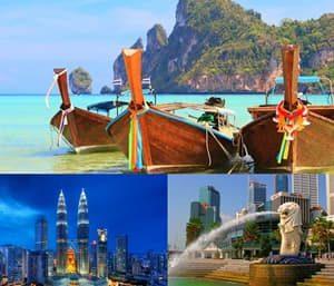 Singapore Thailand
